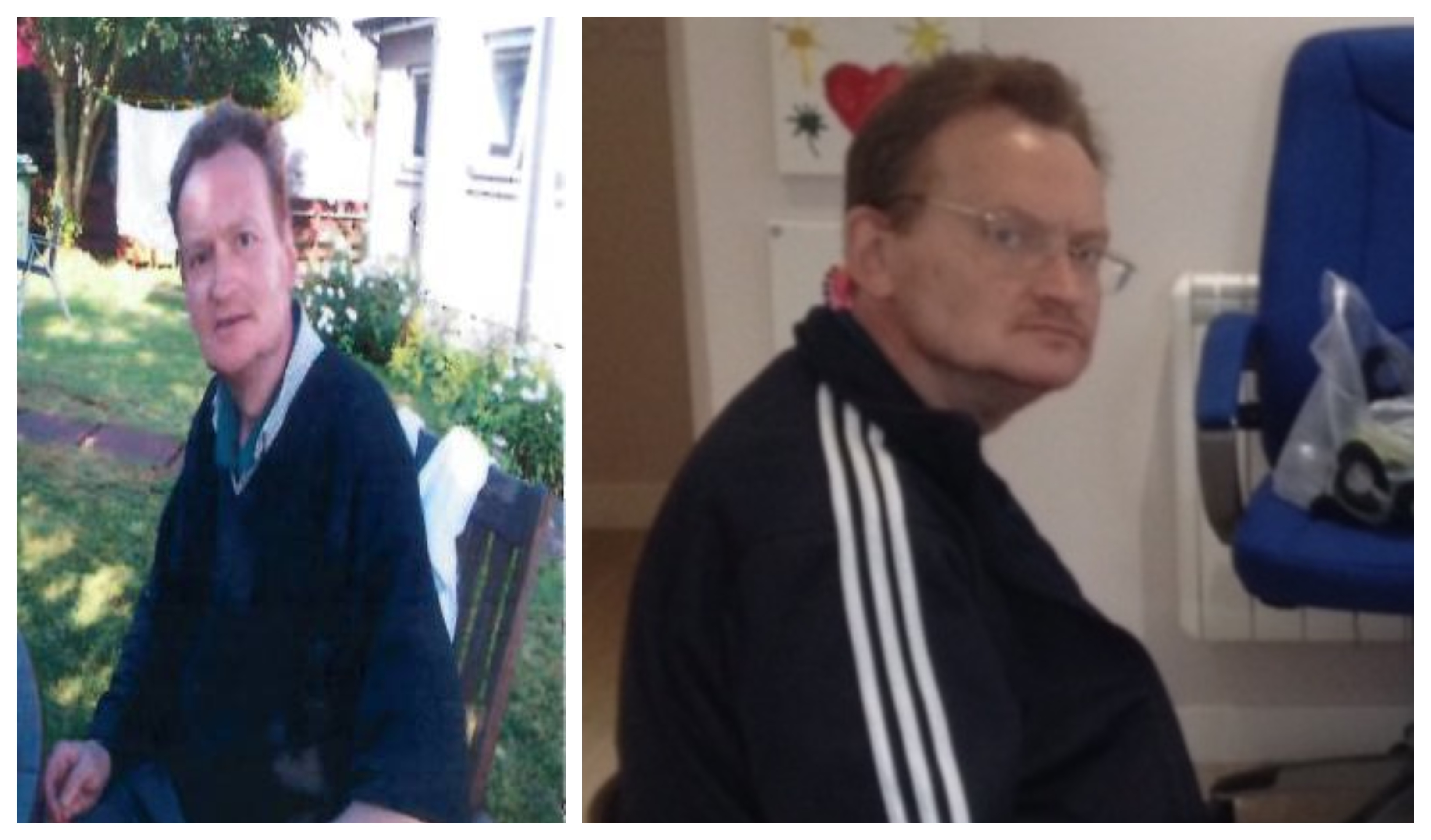 Police were becoming increasingly concerned for missing Alford man Alec Bain, 51, who had not been seen since Wednesday