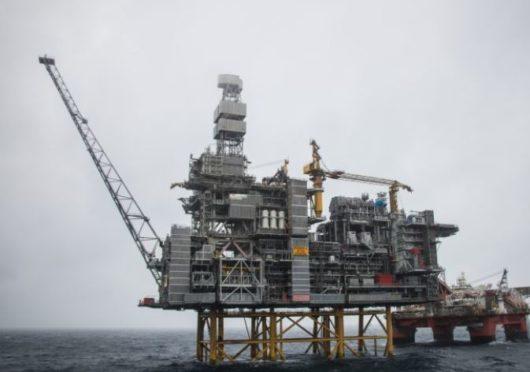 Mariner platform with the Safe Boreas.