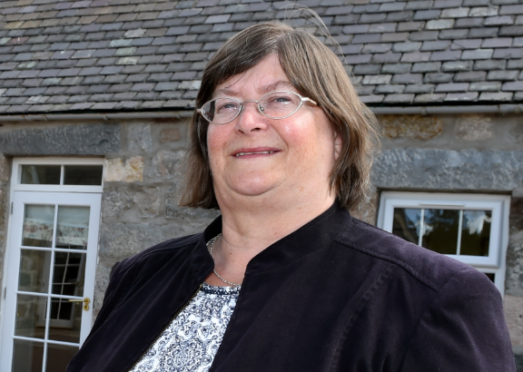 Councillor Anne Allan