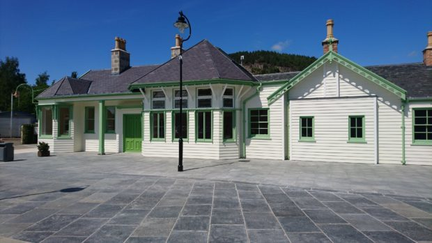 Ballater Old Royal Station