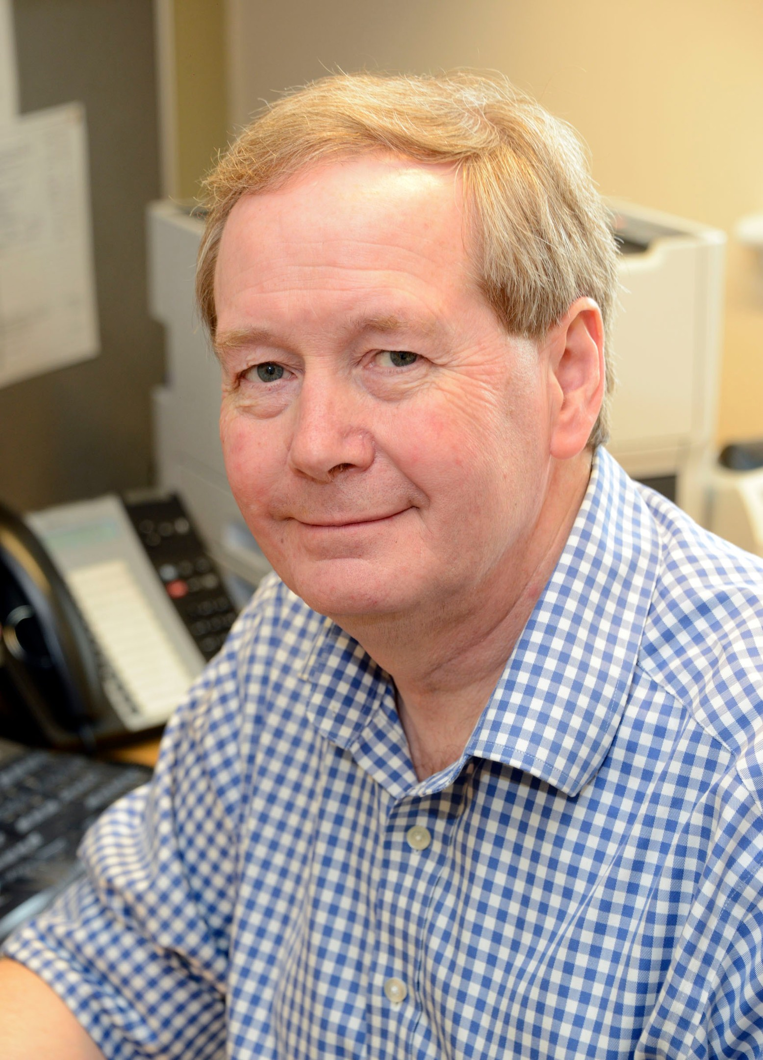 Dr Jim Douglas