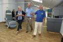 The new facility at Kincardine Community Hospital in Stonehaven.