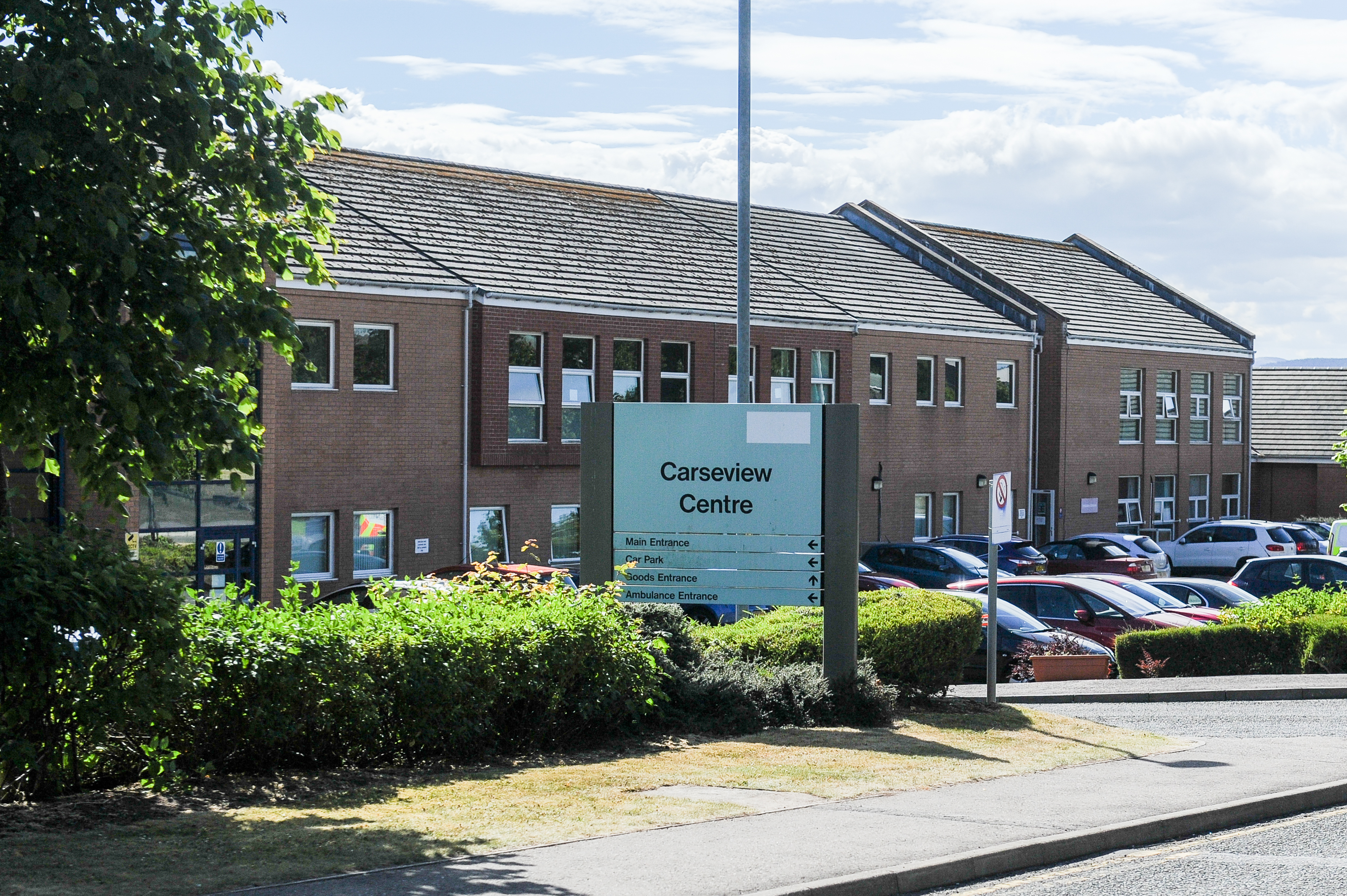 Carseview Centre, Ninewells Dundee.