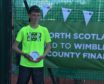 Lewis Findlay from Stonehaven