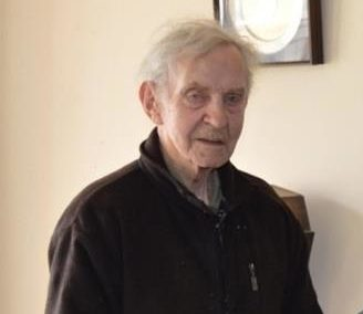 Missing pensioner James Mainland.