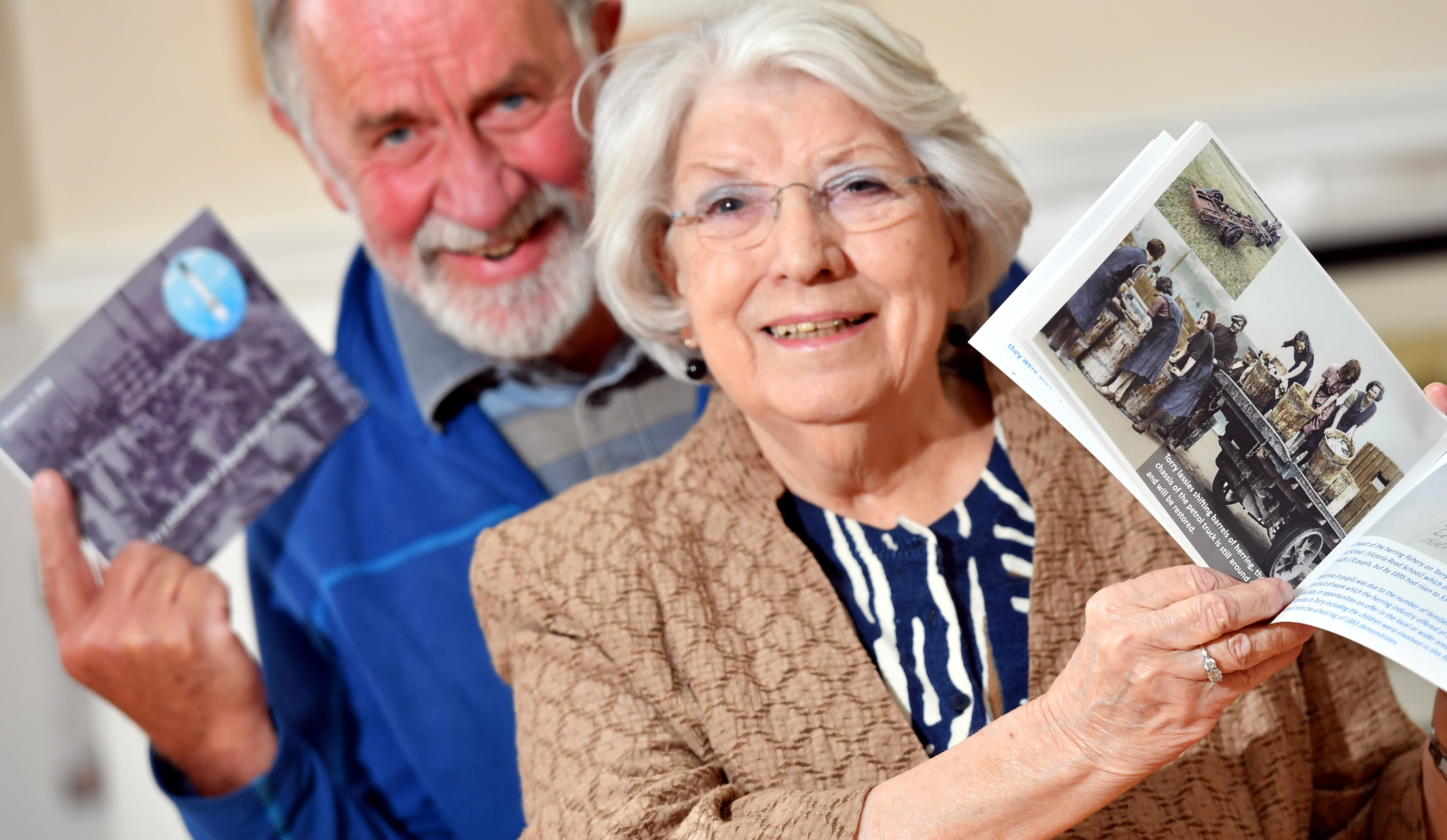 Torry Heritage group have released their third edition of a book of historical photographs of the area.