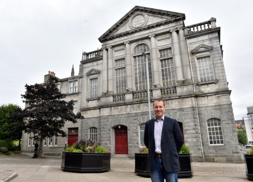 David Gibson's church, Trinity, has purchased Queen Street Parish Church as its new home.