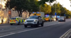 Police were called to the incident on Gairsay Drive.