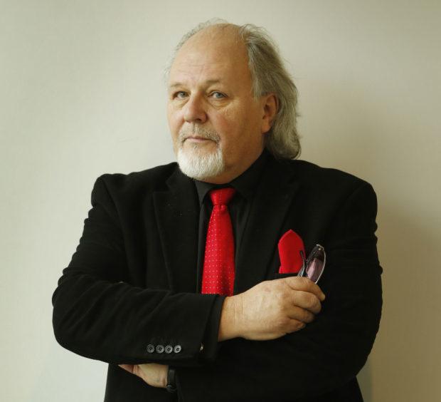 Scottish artist John Lowrie Morrison