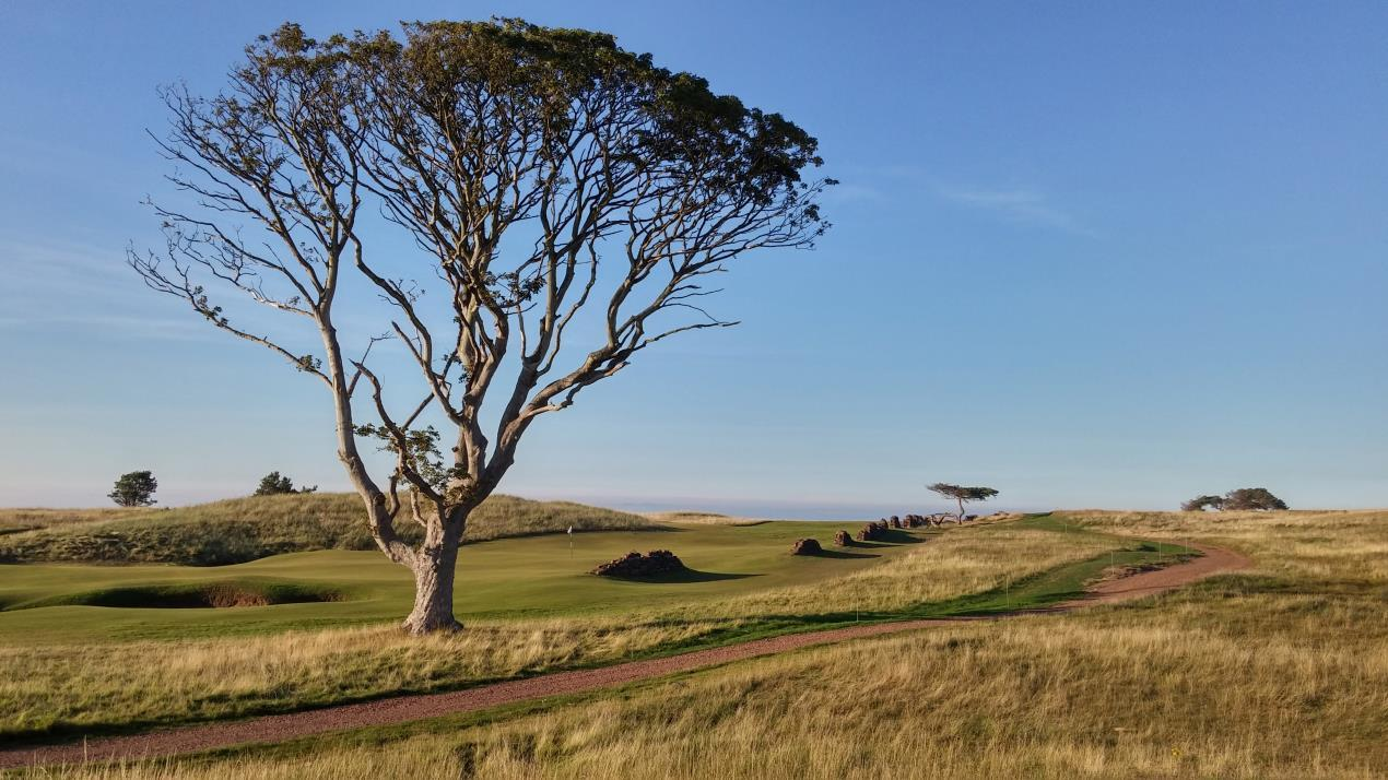 The Renaissance Club plays host to the Ladies Scottish Open.