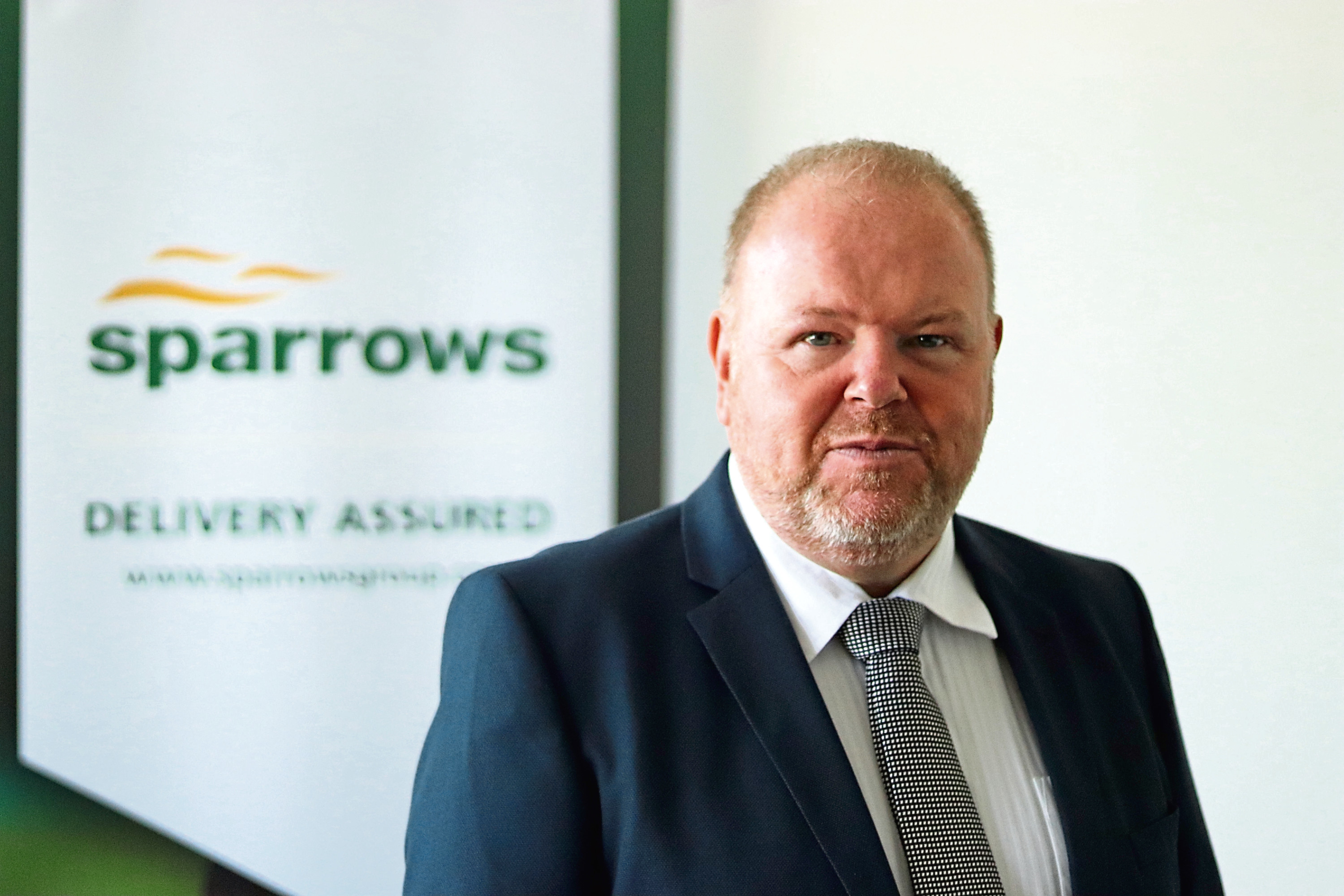 "John Grover, who has a ""wealth of experience"", has been appointed by Sparrows Group to drive diversification efforts forward"