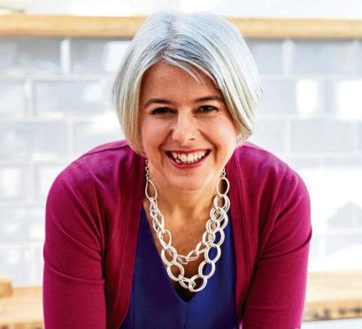 Lucinda Bruce-Gardyne, founder of Genius Foods.