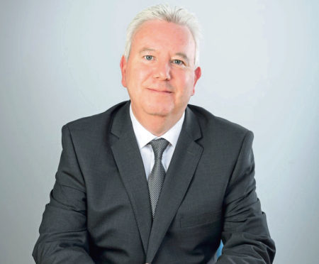 Mike Cunningham, partner and residential head of property at Ledingham Chalmers.