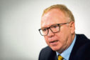 27/08/18  HAMPDEN PARK - GLASGOW  Scotland manager Alex McLeish speaks to the press as he announces his latest squad.