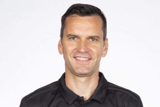 New Atlanta United interim head coach Stephen Glass.