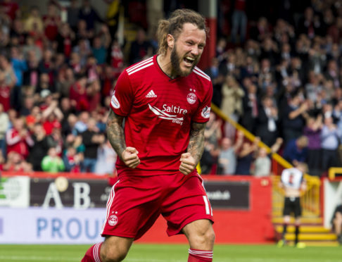 Stevie May wants to end 2018 with a flourish