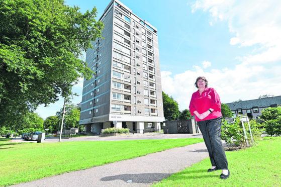Councillor Sandra Macdonald.