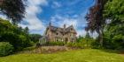 Paul Lawrie's £2.2m mansion, Brackenhill, is on the market.