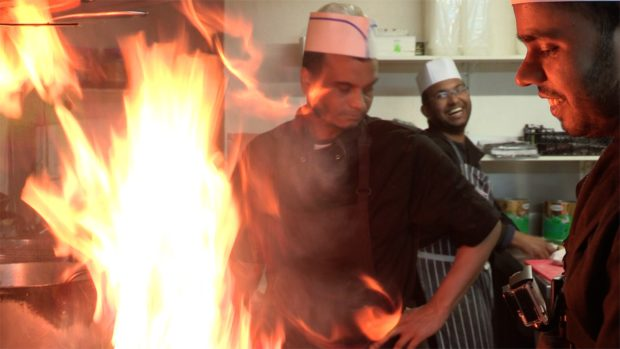 Staff from Cardamon Spice will prepare curry for the festival.