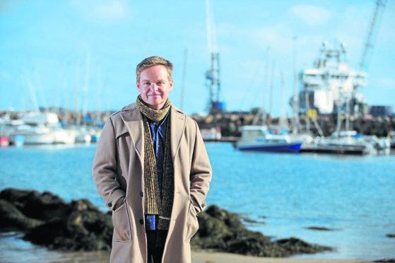 Bafta-winning director Jon S Baird has backed the Doric Film Festival.