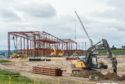 Construction has begun on Moray Sports Centre