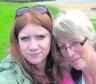 Kirsty Macleod and her mum Catherine.