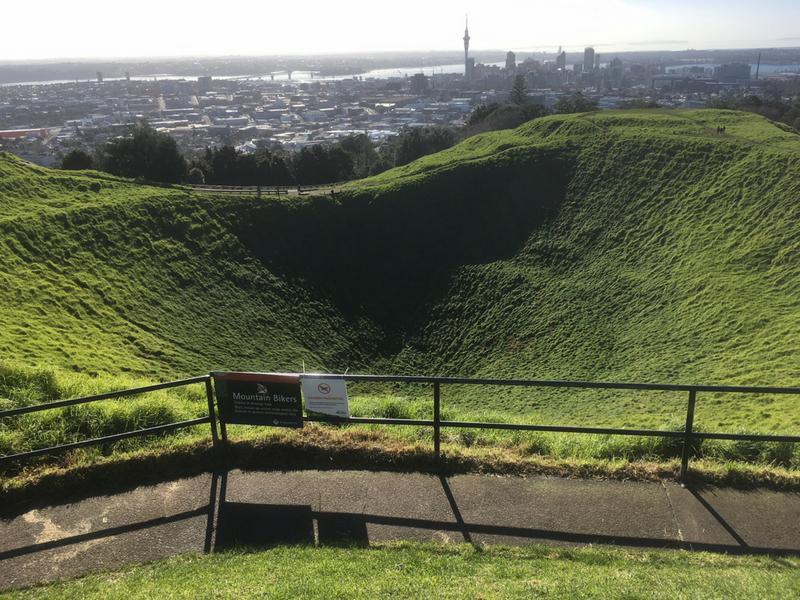New Zealand - Auckland Mount Eden