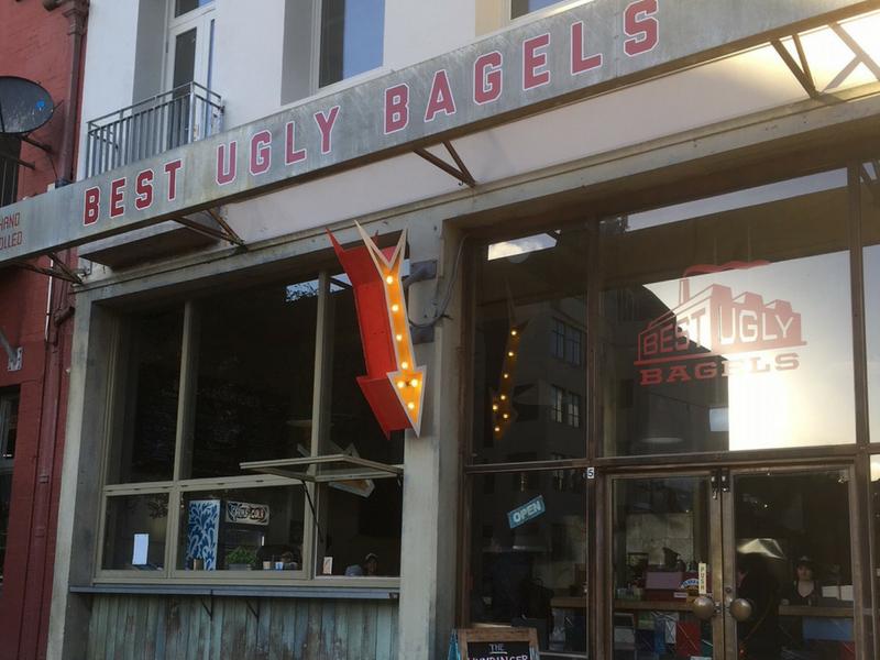 New Zealand - Best Ugly Bagels