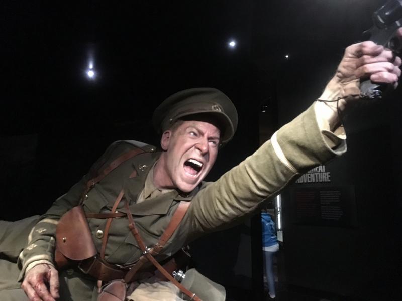 New Zealand - Gallipoli Exhibition
