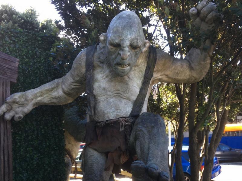 New Zealand - Weta Troll
