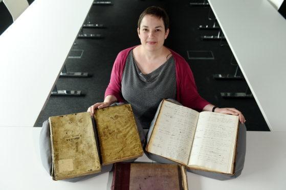 NHS Grampian archivist Fiona Musk has examined how hospitals ran during WW1.