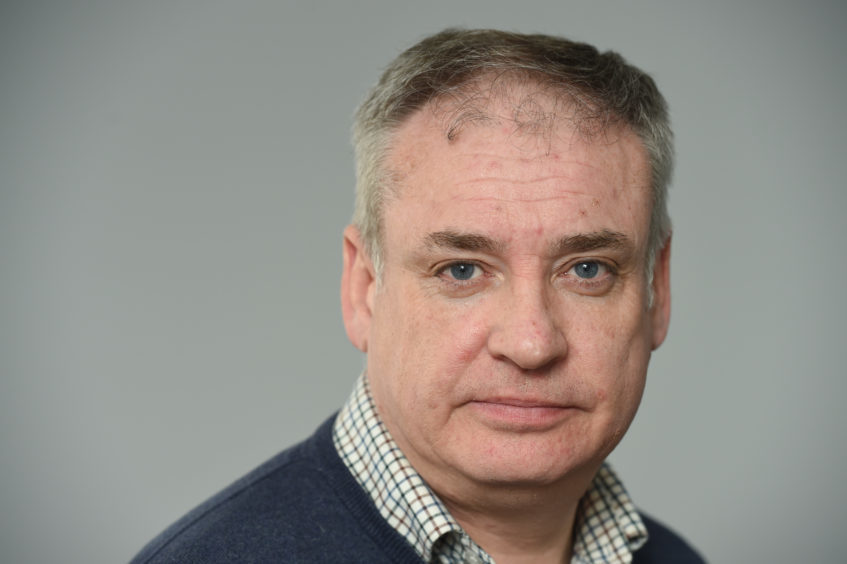 Moray MSP Richard Lochhead