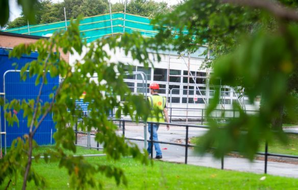 Parents have called for a long-term solution to issues at The Gordon Schools in Huntly.
