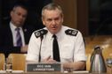 Chief Constable Iain Livingstone.