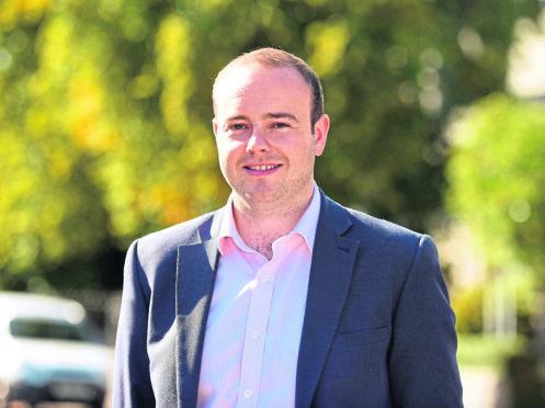Stuart Dunne, partner at Shepherd Chartered Surveyors