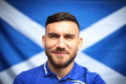 Robert Snodgrass is back in the Scotland squad for their games against Belgium and Albania.