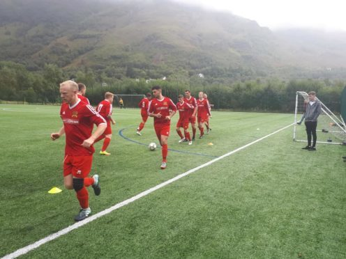 South Lochaber Thistle play in the Greater Glasgow Amateur League.
