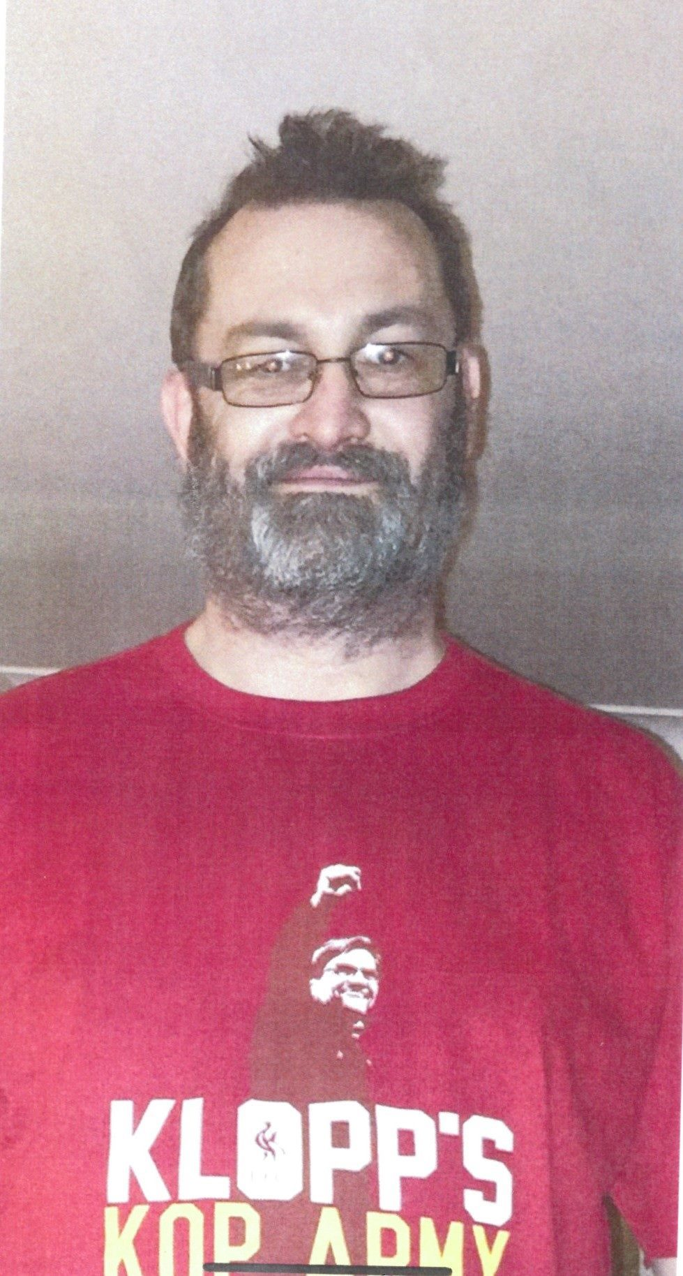 46-year-old Jamie Williams has been missing since July 27.