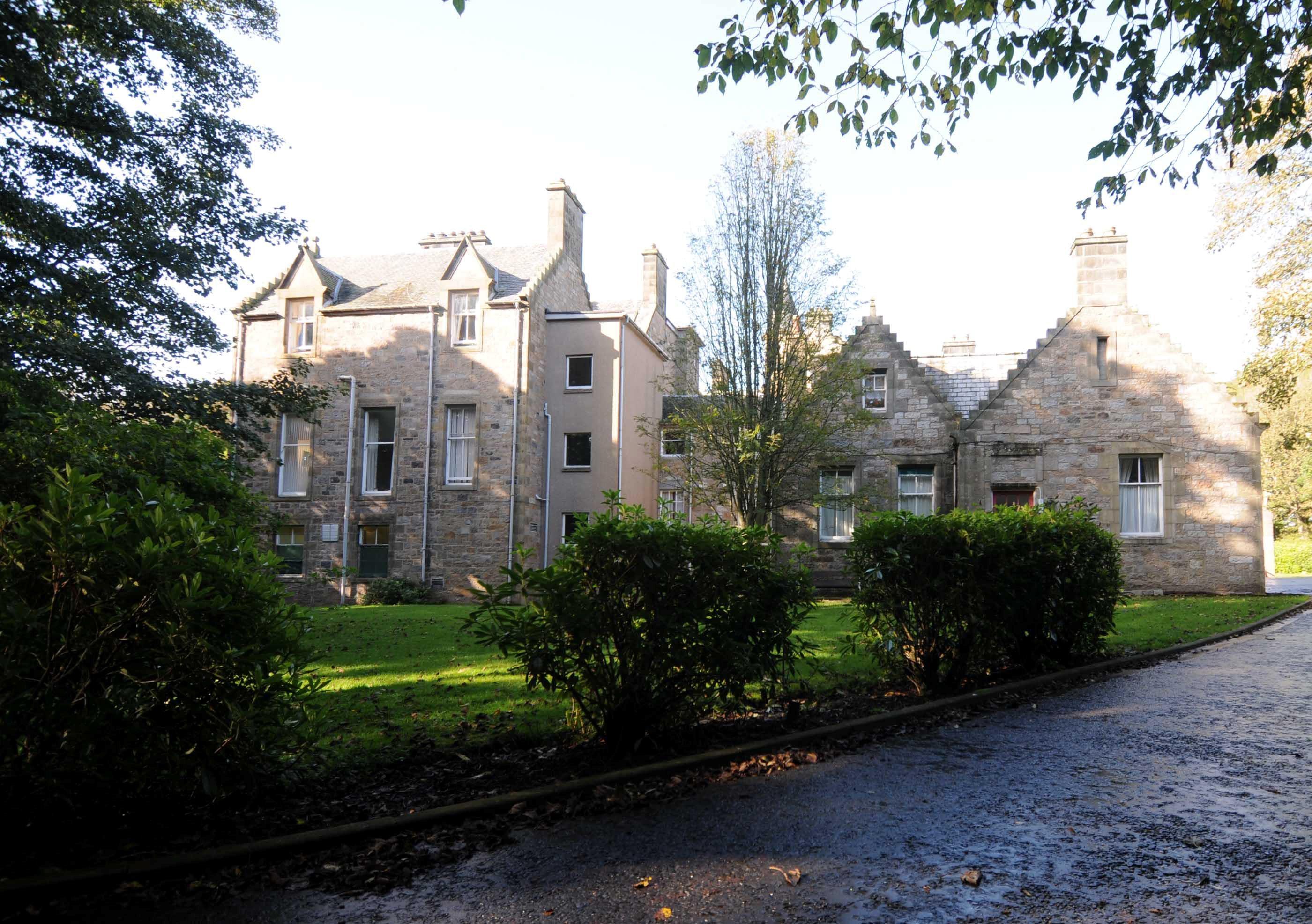 General Views of Balmedie House care home in Balmedie, Aberdeenshire.