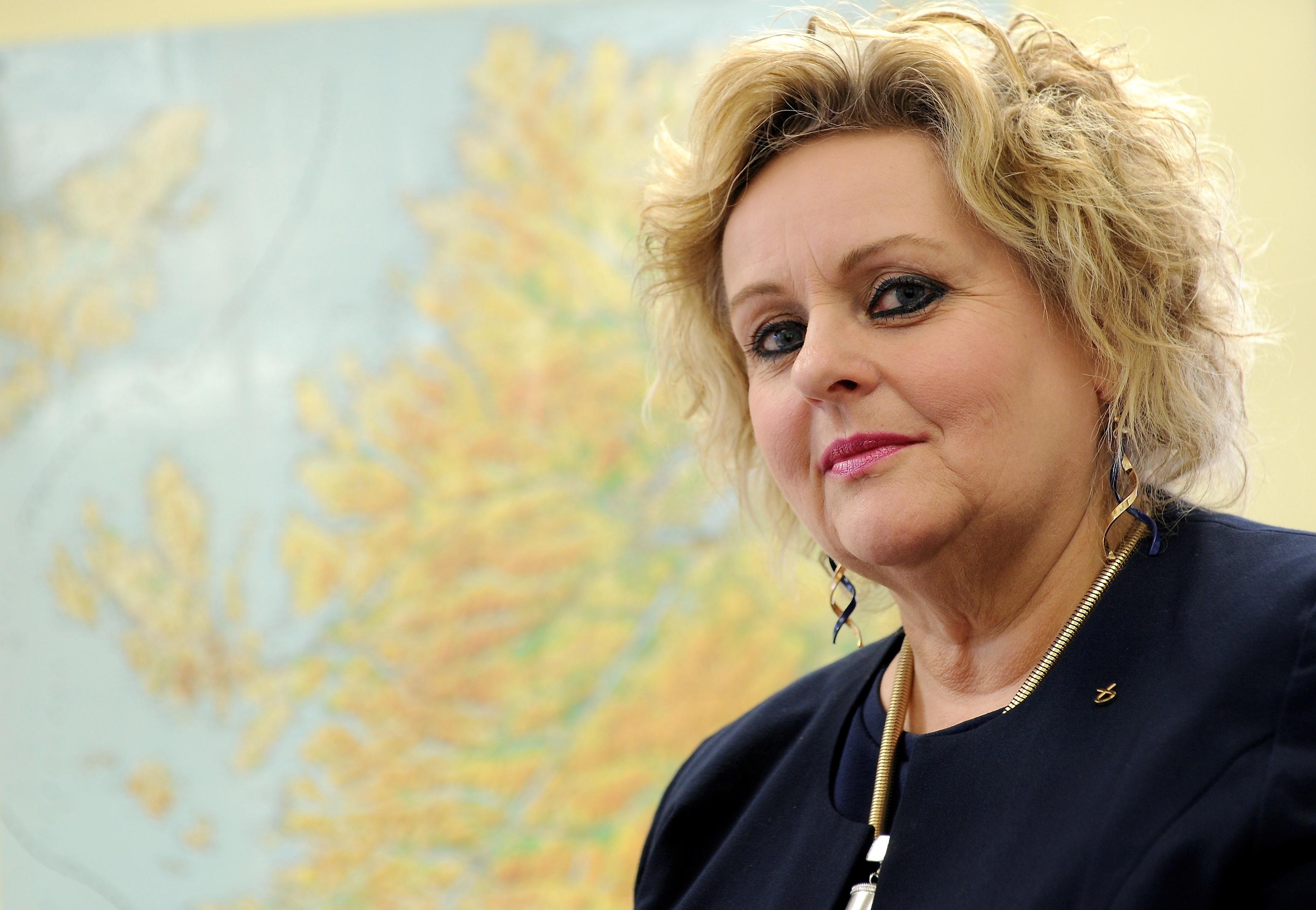 Councillor Maxine Smith of Highland Council.