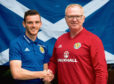 Andy Robertson is the new Scotland captain.