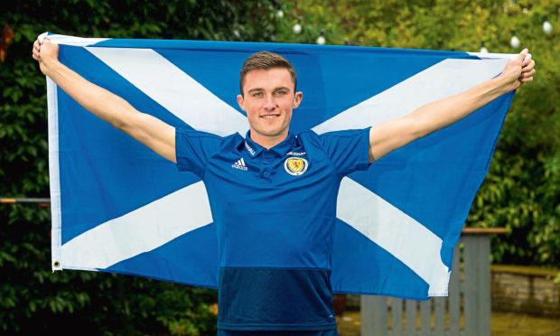 03/09/18  EDINBURGH MARRIOTT - EDINBURGH   Scotland's John Souttar