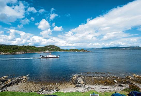 Loch Fyne Columba