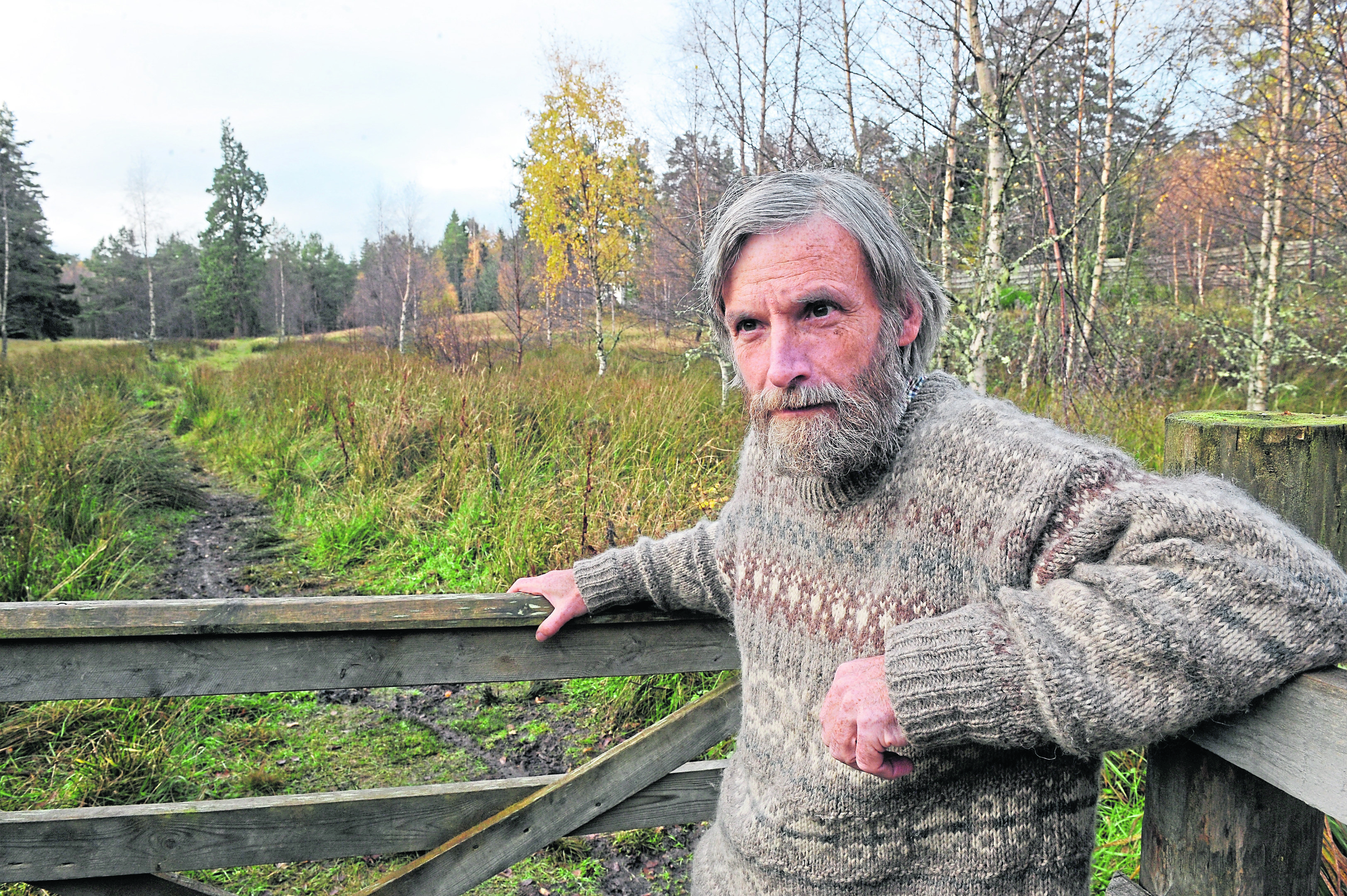 Dr Gus Jones of the Badenoch and Strathspey Conservation Group (BSCG) welcomed the decision to defer