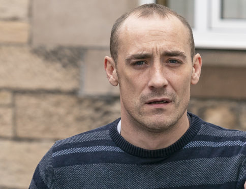Guy Allan Whitelaw known as MCCall following his two year sentence relative to housbreakings.