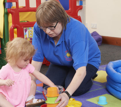 Sunshine Playgroup in Keith.