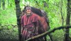 Stills from Robert the Bruce movie that was filmed on Skye.