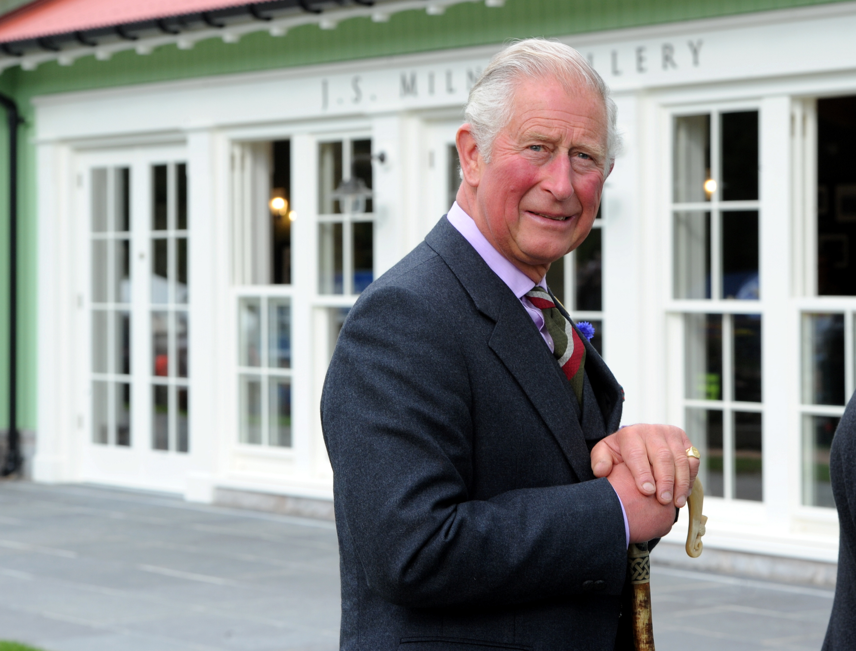 Prince Charles established the fund in 2010.