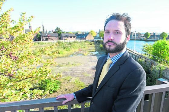 Councillor Richard Laird