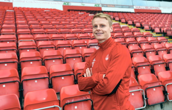Gary Mackay-Steven has impressed in the early games this season.